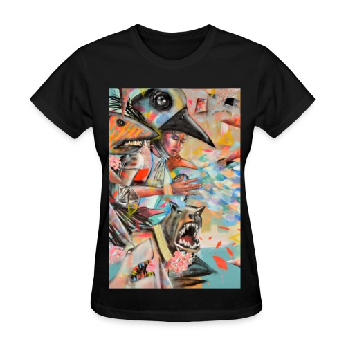 i thought as a child - Women's T-Shirt