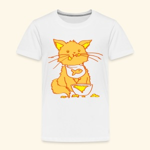 Kitty Nom Noms for Tots - Toddler Premium T-Shirt