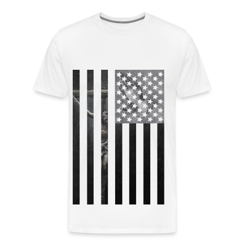 Proud to Be an American - Men's Premium T-Shirt