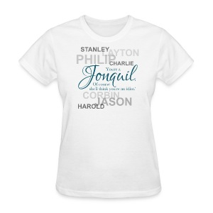Those Jonquils - Women's T-Shirt