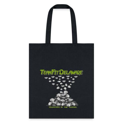 TeamFitDelaware Tote - Tote Bag