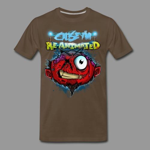 Premium Men's Re-animated Shirt - Men's Premium T-Shirt