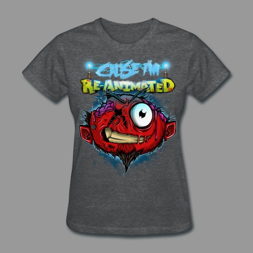 Women's Re-animated Shirt - Women's T-Shirt