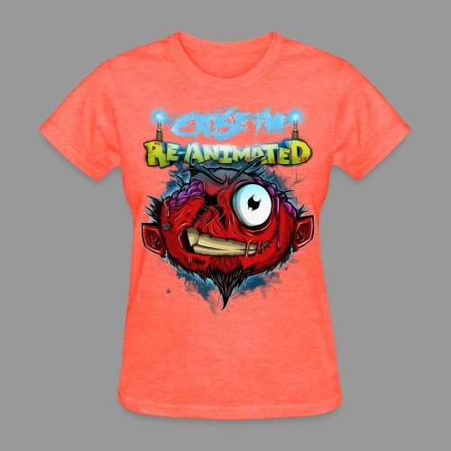 Women's Re-animated Shirt - Women's T-Shirt