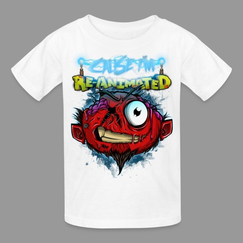 Kids Re-animated Shirt - Kids' T-Shirt