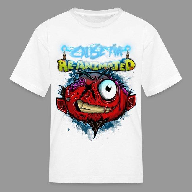 "Kids ""Re-animated"" Shirt"