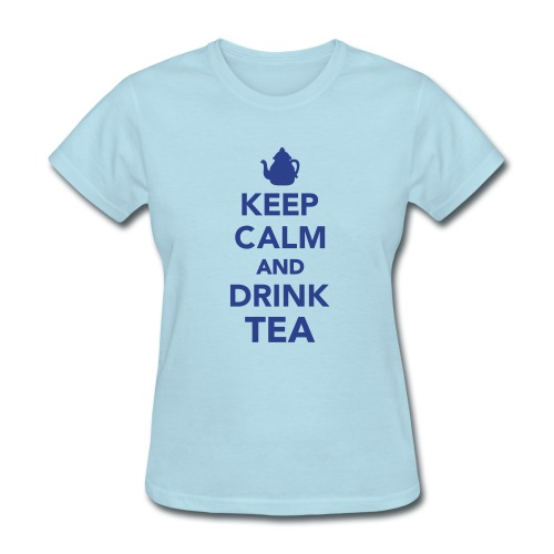 #EveryoneDeservesFlavoredHotWater - Women's T-Shirt
