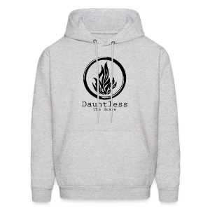 Dauntless the Brave - Men's Hoodie