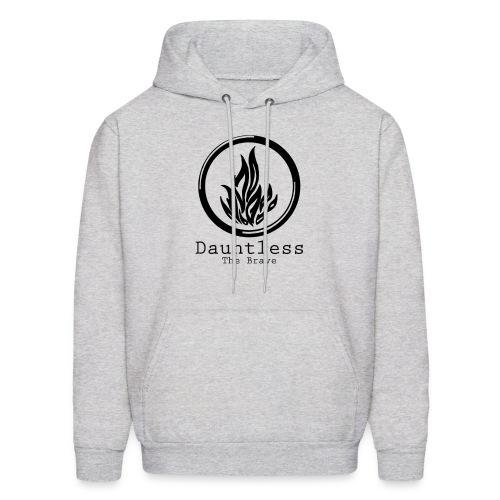 Dauntless the Brave - Men's Hoodie