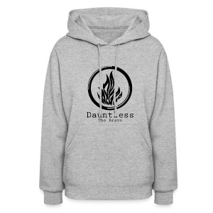Dauntless the Brave - Women's Hoodie