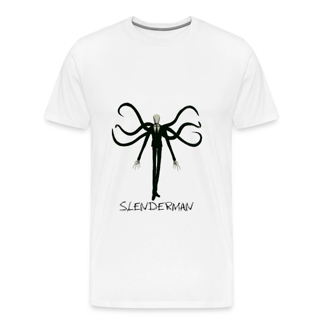 Shirt Slenderman | Men's Premium T-Shirt