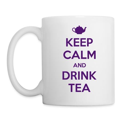 #EveryoneDeservesFlavoredHotWater - Coffee/Tea Mug