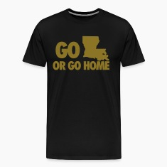 Go Louisiana T-Shirts