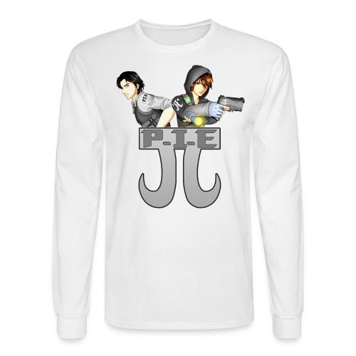 P.I.E. - Men's Long Sleeve T-Shirt