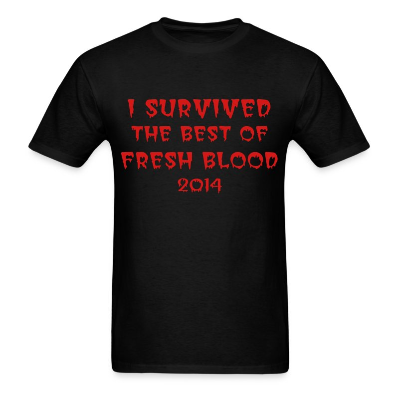 I Survived T-Shirt - Men's T-Shirt