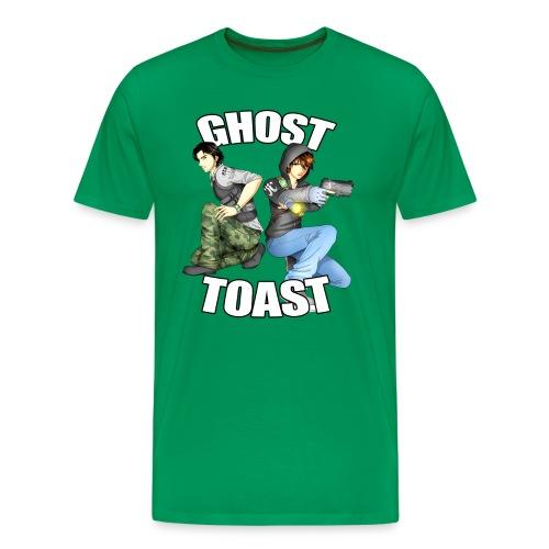 Ghost & Toast - Men's Premium T-Shirt