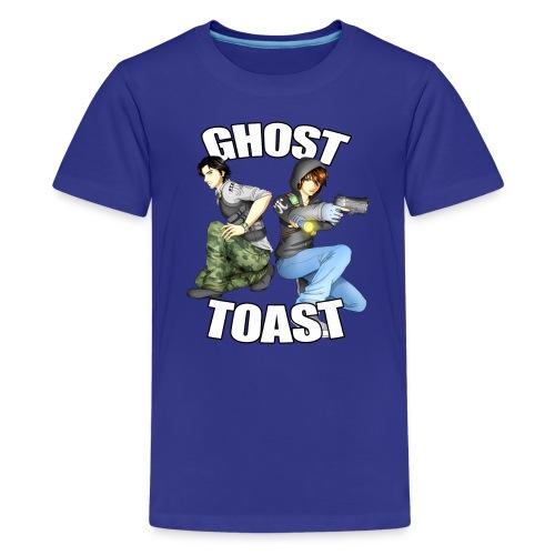 Ghost & Toast - Kids' Premium T-Shirt