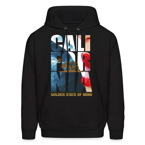+advise Golden State Of Mind Pullover Hoodie - Men's Hoodie
