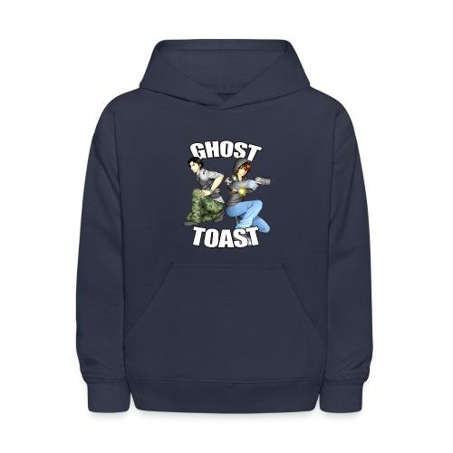 Ghost & Toast - Kids' Hoodie