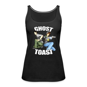 Ghost & Toast - Women's Premium Tank Top
