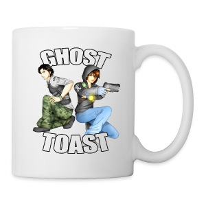 Ghost & Toast - Coffee/Tea Mug