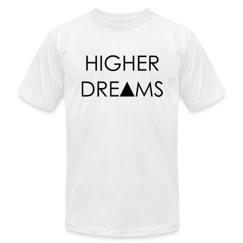 Higher Dreams Tee - Men's Fine Jersey T-Shirt