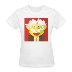 Cubist Hans Shirt - Ladies - Women's T-Shirt