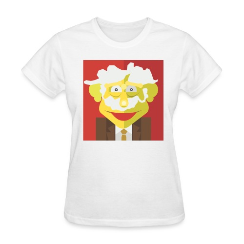 Cubist Hans Shirt - Ladies - Women's T-Shirt