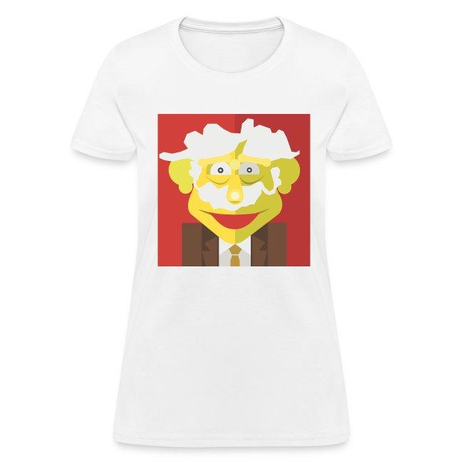 Cubist Hans Shirt - Ladies