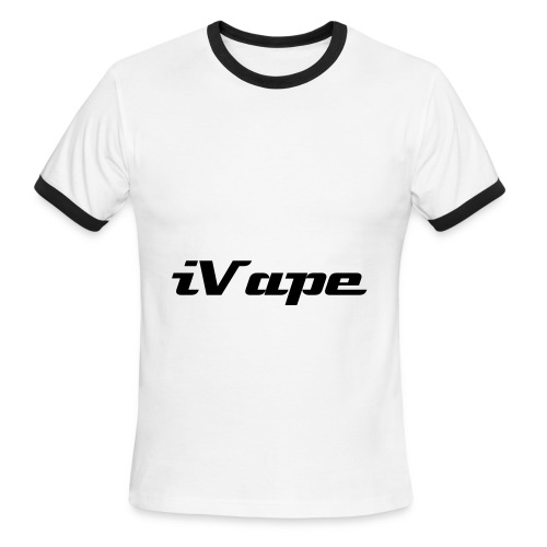 iVape - Men's Ringer T-Shirt