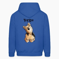 Sweet Yorkshire Terrier - Dog - Dogs Hoodies