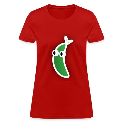 Vegetable-Face T-Shirt (Gildan) - Women's T-Shirt