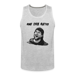 Mind Over Matter - Men's Premium Tank