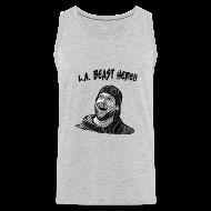 Sportswear ~ Men's Premium Tank ~ L.A. BEAST HERE!!