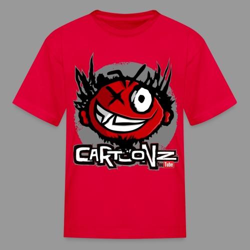 Kid's CaRtOoNz Logo Shirt - Kids' T-Shirt