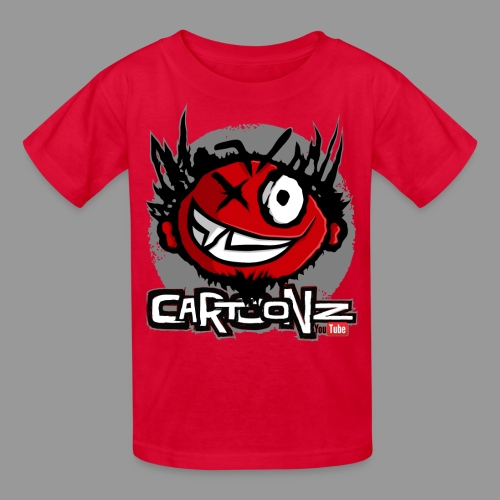 Kid's CaRtOoNz Logo Shirt - Kids' T-Shirt