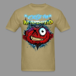 Men's Re-animated Shirt - Men's T-Shirt