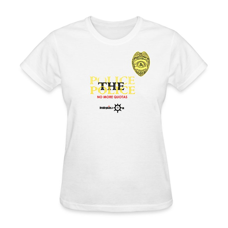 Police The Police  FM - Women's T-Shirt