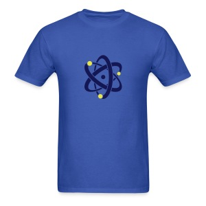 Up and Atom! - Men's T-Shirt
