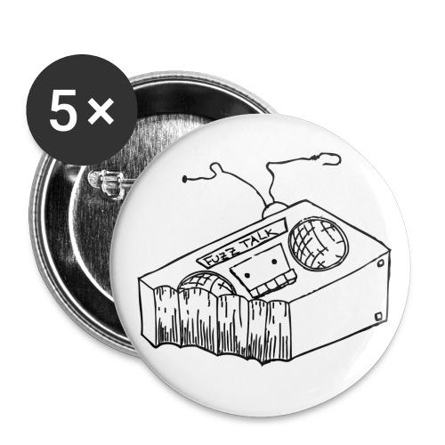 FTR - Large Buttons