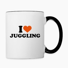 I love Juggling Bottles & Mugs