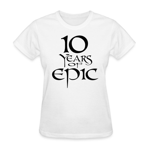Women's 10th Anniversary Shirt - Women's T-Shirt