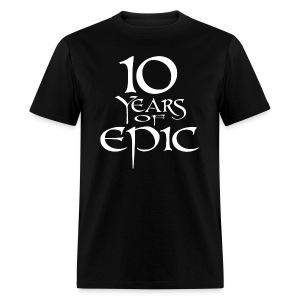 Dark 10th Anniversary Shirt - Men's T-Shirt