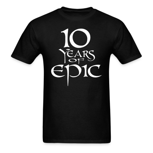 Dark 10th Anniversary Shirt - Men's T-Shirt