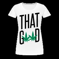 Women's T-Shirts ~ Women's Premium T-Shirt ~ That Good