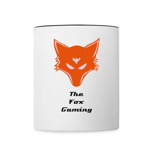 TheFoxGaming Mug - Contrast Coffee Mug