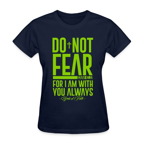 Is.41:10 Tee - Womens - Women's T-Shirt