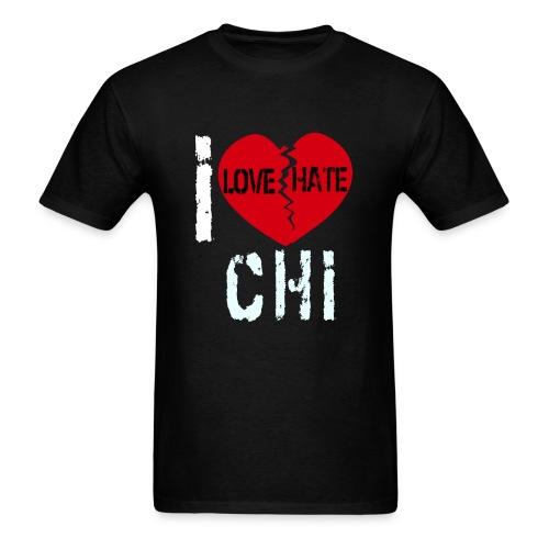so chicago - Men's T-Shirt