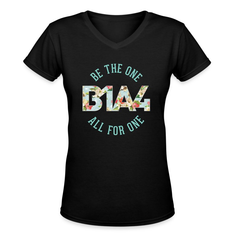 B1A4 - Be The One - Women's V-Neck T-Shirt