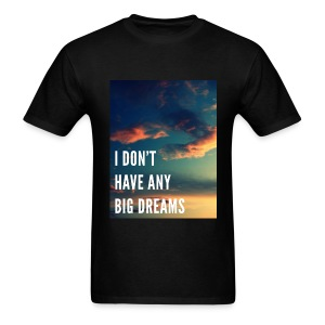 BTS - No Dreams - Men's T-Shirt